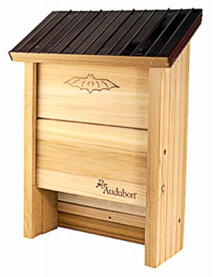 Audubon Batmr Cedar Bat Shelter with Mounting Hardware