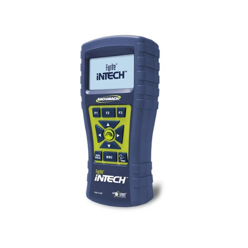 - Bacharach Fyrite Intech Combustion Analyzer, O2 Measurement