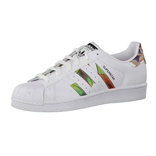 Superstar Donna Scarpe adidas Bianco Sportive W aw1yS4SqO