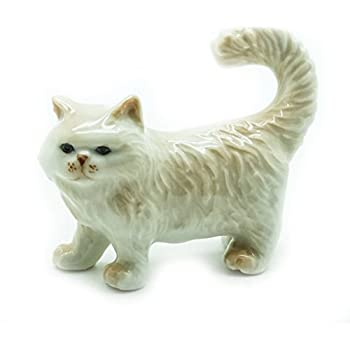 amazon com grandroomchic animal miniature handmade porcelain statue