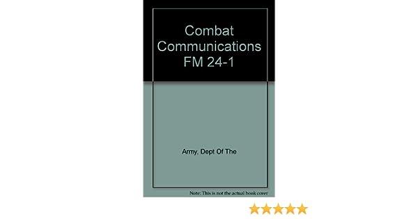 FM 24-1 COMBAT COMMUNICATIONS EPUB DOWNLOAD