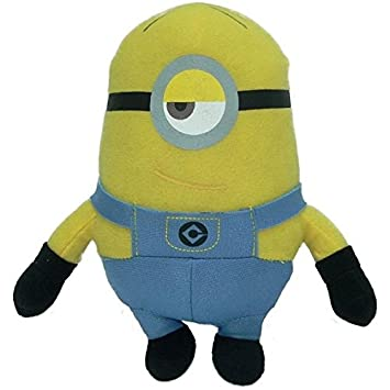 Despicable Me Minion 6quot STEWART ONE EYE Plush Figure Soft Doll Toy Collectible