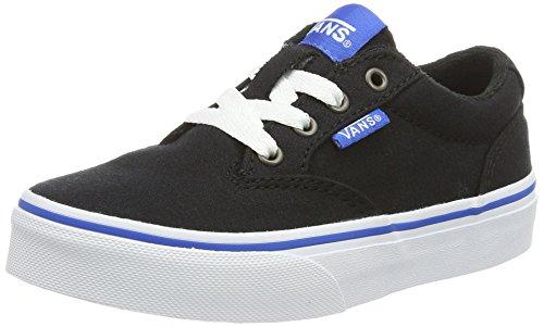 VansYt Winston - Zapatillas para chico Negro (Woven)