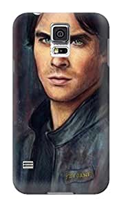 Premium TPU fashionable Designed Phone Protection Cover/case for Samsung galaxy s5