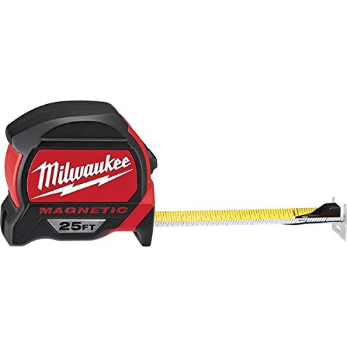 MLW48-22-7125G Magnetic Tape Measure Bogo Pack, 25' by Milwaukee Electric Tools