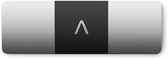 AliveCor® KardiaMobile 6L   FDA-Cleared   Wireless 6-Lead EKG   Works with Smartphone   Detects AFib or Normal Heart Rhythm in 30 Seconds