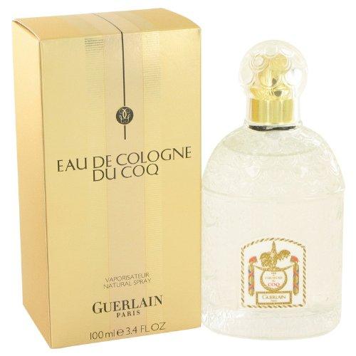 Price comparison product image Du Coq by Guerlain Eau De Cologne Spray 3.4 oz (Men)