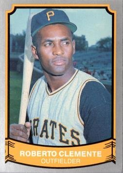 Amazoncom 1989 Pacific Legends 135 Roberto Clemente