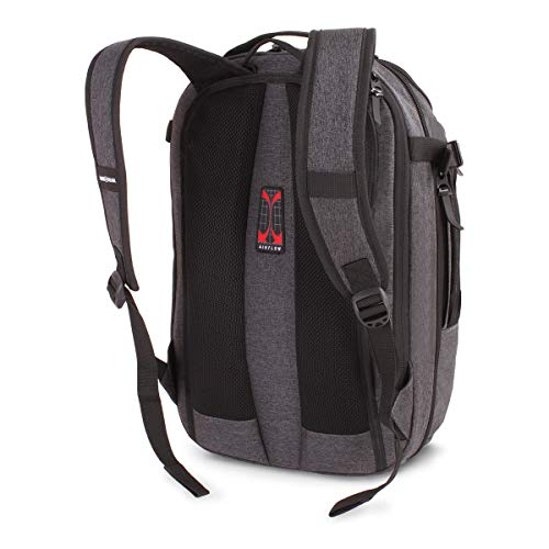 e5bfe0a36c21 SWISSGEAR Getaway Weekend 15-inch Padded Laptop Backpack   - Import ...