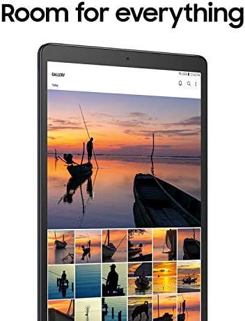 Samsung Galaxy Tab A 10.1 64 GB Wifi Tablet Black (2019) 418KkyE2 2BqL
