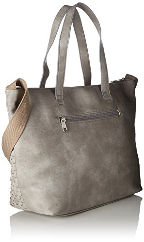 Charlotte Mustang Wristlet Women's Brook Grey Grey Light Handbag Mhz xxUzfw