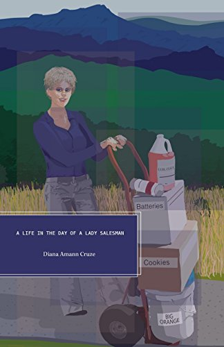 Book: A Life in the Day of a Lady Salesman by Diana Amann Cruze