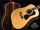 Guild USA D-55 Dreadnought Acoustic Guitar Natural (SN:C182104)