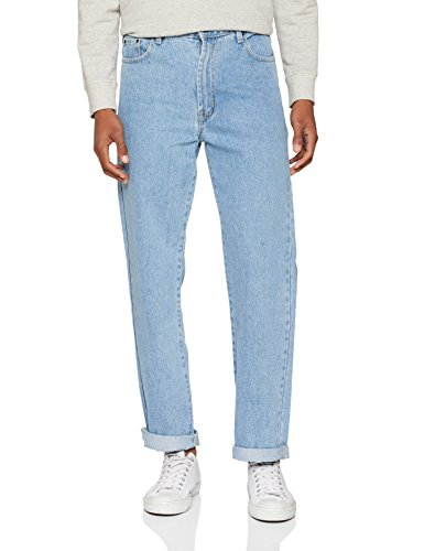 Wash bleach Blue Blue Jeans Enzo Uomo Straight WpXc6R