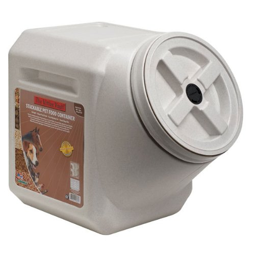 The Vittles Vault Stackable – 60 pounds, My Pet Supplies