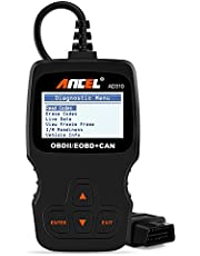 ANCEL Classic Enhanced Universal OBD II Scanner Car Engine Fault Code Reader CAN Diagnostic Scan Tool ABS for VW series