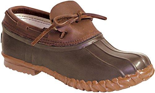 Kenetrek Men's Duck Shoe Waterproof Slip-On Boot,Brown,11 M US