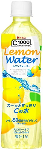 House Wellness C1000 Lemon Water 500mlPETX24 this X2 case by C1000 Lemon Water