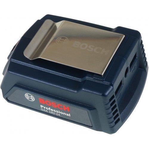 Bosch Chargeur Adaptateur de Charge Professionnel GAA 18 V-24 14,4V 18V