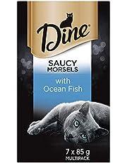 DINE Ocean Fish Cat Wet Food 7 x 85g