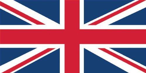 Flag British Beach Towel Olimpiads product image