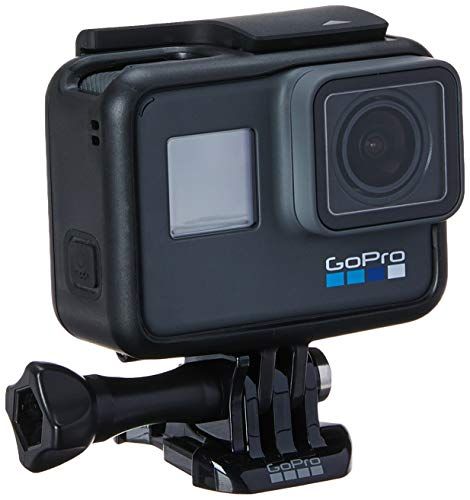 GoPro HERO6 Black — Waterproof Digital Action Camera for T