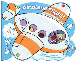 Airplane Flight!: A Lift-the-Flap Adventure