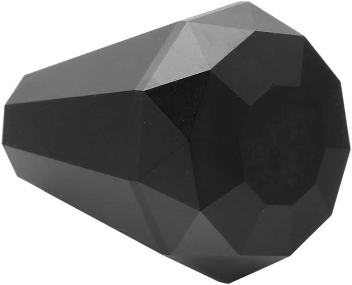 Manual Car Gear Stick Shift Knob Shifter Lever Head 8//10//12MM Adapter Black Kyostar Universal Aluminium Diamond Shift Knob