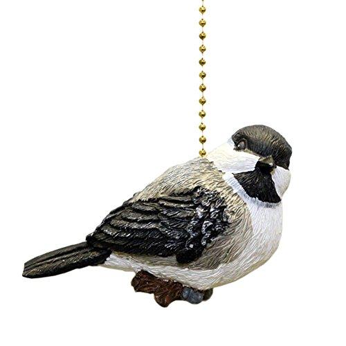 Chikadee Little Bird Birdie Ceiling Fan Light Pull