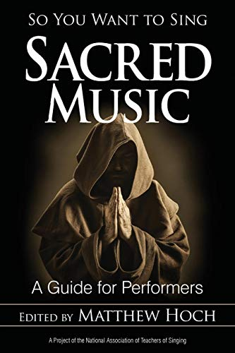 So You Want to Sing Sacred Music - Choral Music Other Sacred