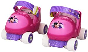 Stamp - Patines con 4 ruedas, diseño Minnie Mouse (J100034)
