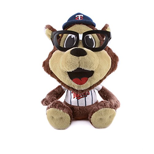 (Fabrique Innovations MLB Minnesota Twins Study Buddy Plush Toy)
