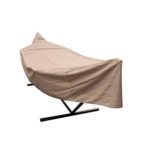 - Island Retreat NU565-15 Stand Hammock Cover, Sandstone