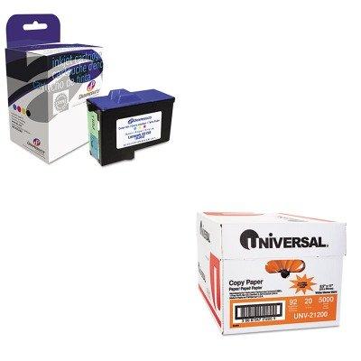 Dpcd7y745c Compatible Ink (KITDPSDPCD7Y745CUNV21200 - Value Kit - Dataproducts DPCD7Y745C Compatible Remanufactured Ink (DPSDPCD7Y745C) and Universal Copy Paper (UNV21200))