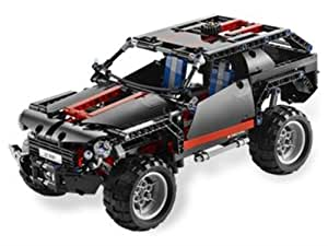 LEGO Technic Limited Edition Set #8081 Extreme Cruiser