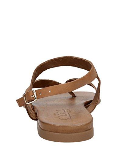 Choizz Exclusive modische Damen Sandalen Coconut