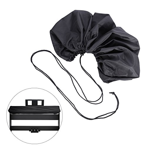 ROSENICE 88 Key Electronic Piano Dust Cover with a Drawstring Protective for Piano - Piano Cover String
