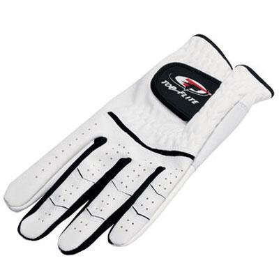 Tf Women Gloves - Top Flite Ladies XL Dual Construction Leather Golf Glove