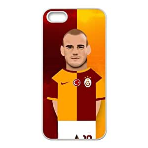 iPhone 5, 5S Csaes phone Case Wesley Sneijder SND92527