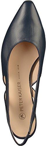 Kaiser Peter Col 22145866 Blau Scarpe Donna Tacco dq46qrw
