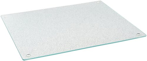 Farberware 78624-10 Glass Utility Cutting Board, 12-Inch-by-14-Inch
