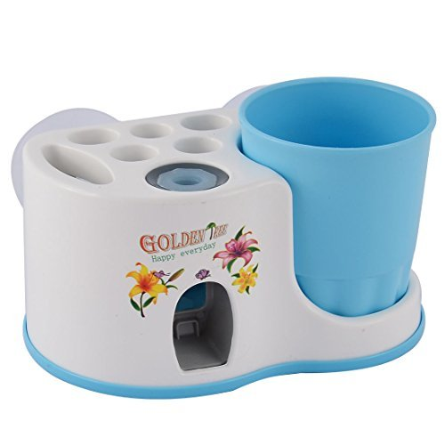 Amazon.com: eDealMax plástico de baño automático dispensador ...
