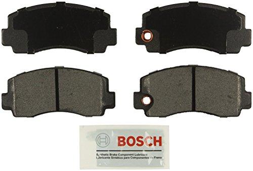 Dodge Colt Brake Disc - Bosch BE136 Blue Disc Brake Pad Set