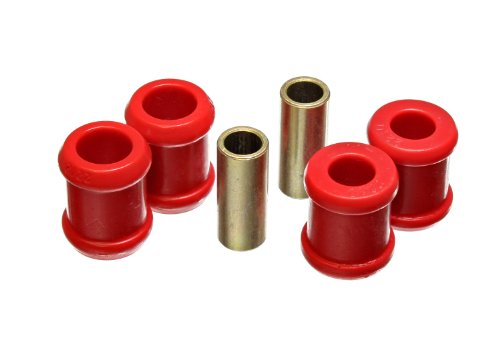 Energy Suspension 9.8138R REAR SHOCK BUSHING SET