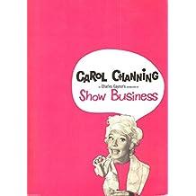 "Carol Channing ""SHOW BUSINESS"" Wally Griffin / Charles Gaynor 1960 Program"