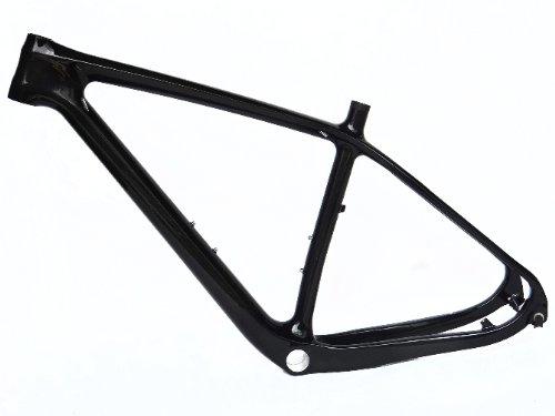 """Full Carbon 3K Glossy 29er Mountain Bike MTB 29"""" Wheel BSA F"""