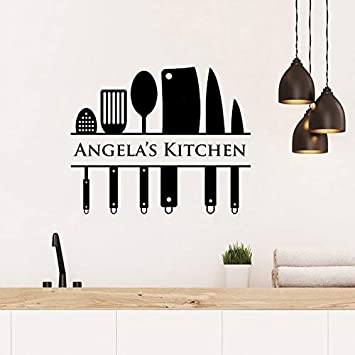 58X48cm Arte de la pared, Creativo Delicious Gourmet Kitchen ...