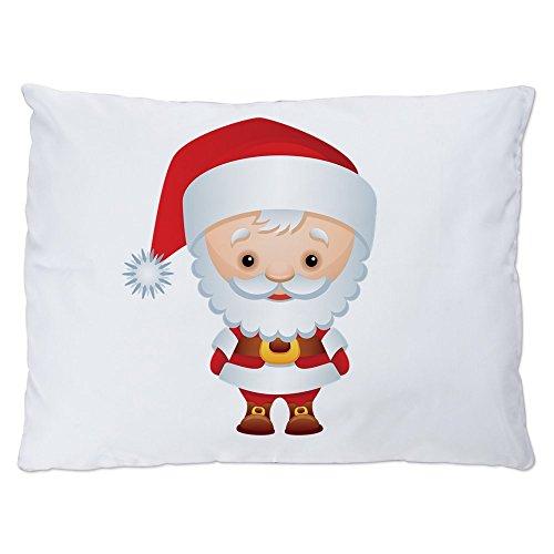 - Indoor Luxury Plush Dog Bed Christmas Cuties Santa Claus