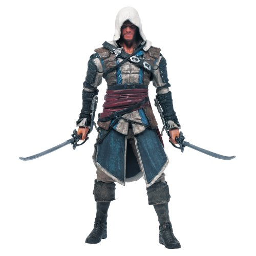McFarlane Toys Assassin's Creed Series 1 Edward Kenway Action Figure -
