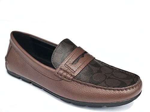 Singature Loafer Shoes Mahogany (8) … ()